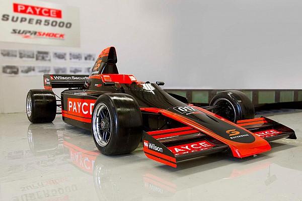 Supercars News Australische Supercars planen neue 600-PS-Formelserie