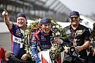 IndyCar Что писали в соцсетях про сход Алонсо (и победу Сато) в Indy 500