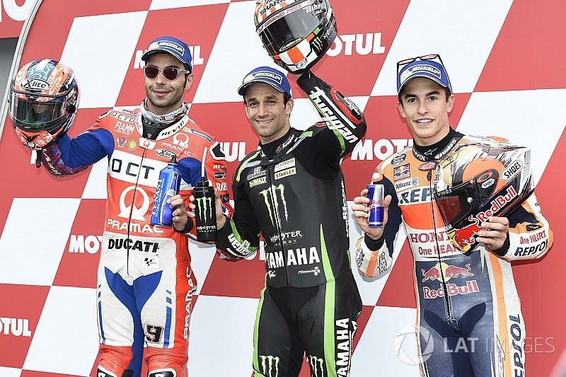 Motegi MotoGP: Pole pozisyonunun sahibi Zarco!