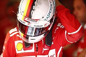 """F1 Noticias de última hora Bakú fue la """"peor sensación"""" de la temporada 2017 para Vettel"""
