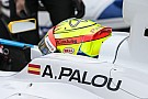 Formula V8 3.5 Nurburgring F3.5: Palou doubles up in second qualifying