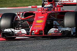 F1 Reporte de pruebas Ferrari termina la pretemporada adelante en Barcelona