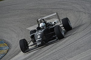 USF2000 Testing report Askew stretches advantage, Martin rises in MRTI testing