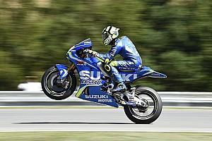 MotoGP News MotoGP in Spielberg 2017: Suzuki-Piloten erhalten neue Kupplung