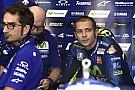 Start ketujuh, Rossi: Masalah ban penyebabnya