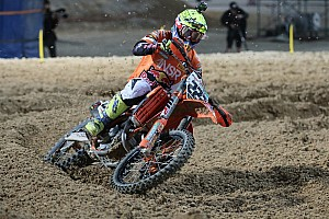 MXGP Race report MXGP Qatar: Cairoli juarai Race 1, Gajser finis ketiga