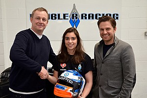 BF3 Breaking news GT champion Chadwick makes single-seater switch
