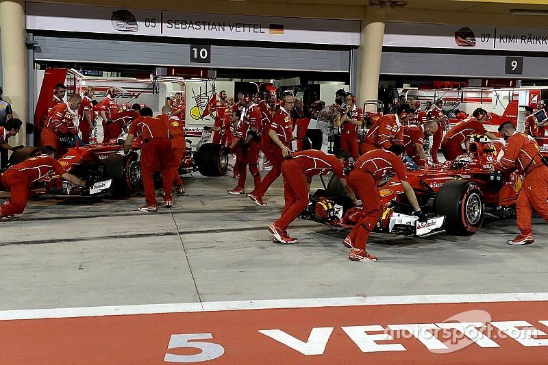 Különbségek csapattársak között: a nehezebb F1 ennyire megmutatkozik?!