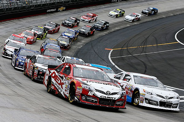 NASCAR Preview Two NASCAR Next stars set to battle for K&N East title at Dover