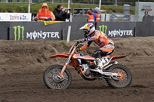 Mondiale Cross Mx2 Qualifiche Pauls Jonass vince la qualifica della MX2 come da copione