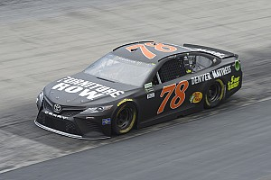 NASCAR Cup Race report Truex takes Stage 2 win at Bristol