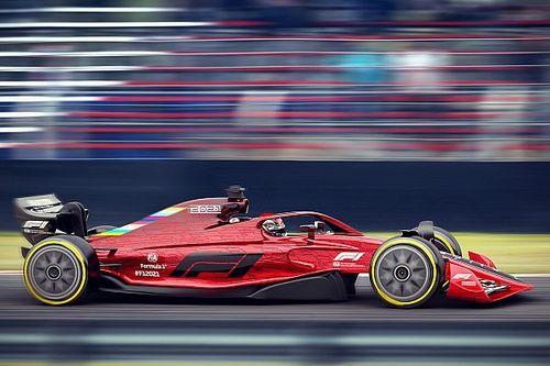 Los principales cambios técnicos en los coches de F1 para 2022