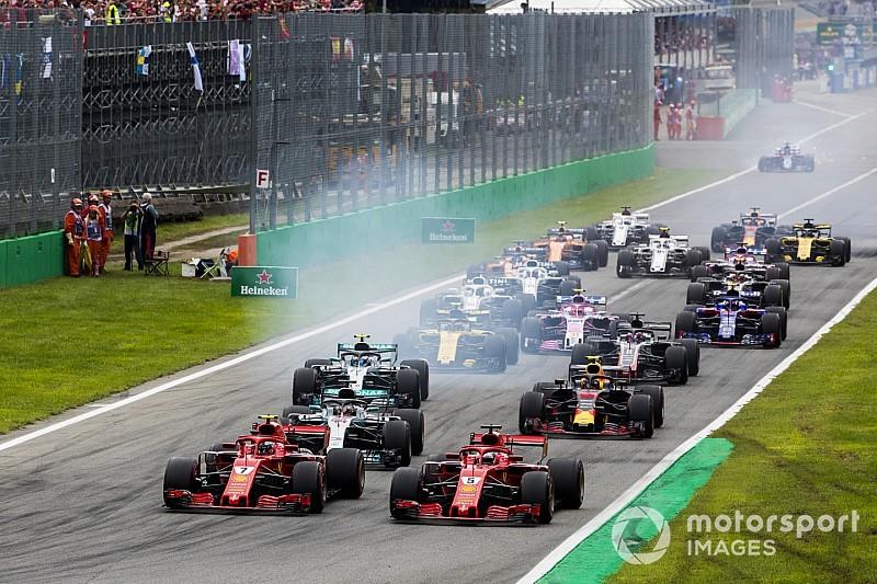 Brown: F1'in sorunları Liberty'i 2021 kural değişiklikleri konusunda cesaretlendirmeli