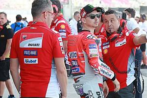 Le team de Jorge Lorenzo chez Honda est formé