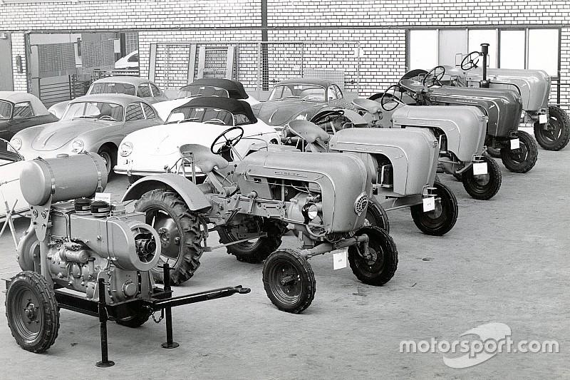 Porsche влаштує гонку тракторів у США