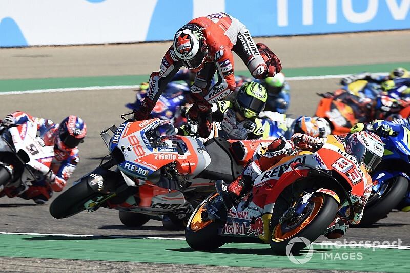 Deelname Lorenzo aan Thaise Grand Prix onzeker na doktersbezoek