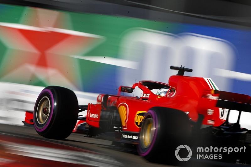 GP degli Stati Uniti: Vettel avrà più set di Ultrasoft rispetto agli altri top driver