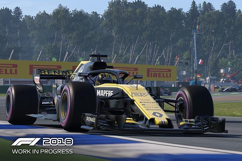 Вышла бесплатная демо-версия игры F1 2018