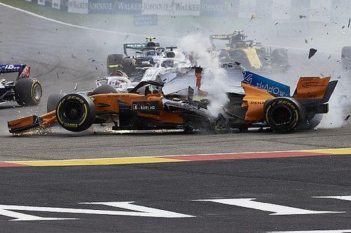 Bad boys: así está la lista de puntos de penalización en la F1 2021