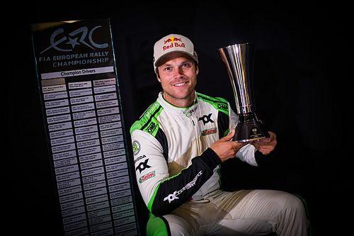 Mikkelsen: Winning ERC title a career highlight