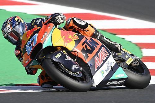 Remy Gardner Tak Mau Kinerja di Moto2 Emilia Romagna Terulang