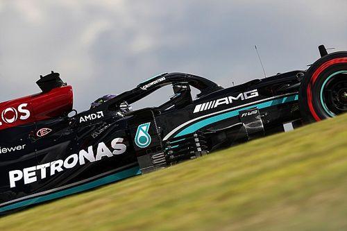 """Hamilton: """"Abbiamo perso la strada, ma domani posso vincere"""""""