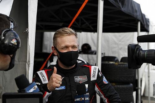 "Magnussen enjoying Cadillac after ""easy to drive"" F1 cars"