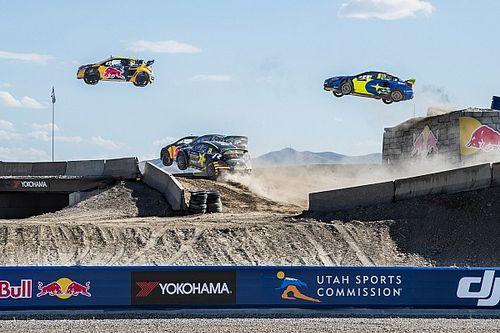 Nitro Rallycross Rilis Kalender Musim 2021
