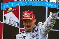 La storia di... Mika Hakkinen