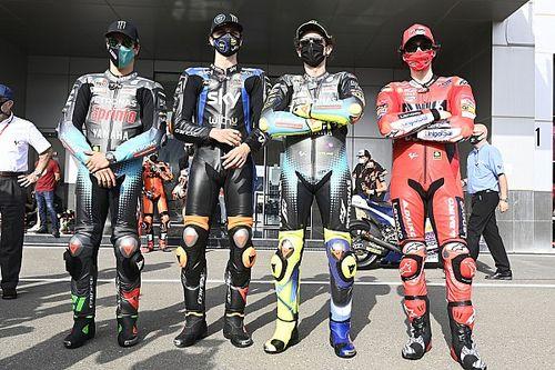 Rossi Bangga pada Kualitas Pembalap Jebolan VR46 Academy