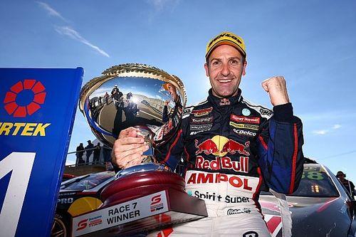 Tasmania Supercars: Whincup snaps van Gisbergen's winning streak