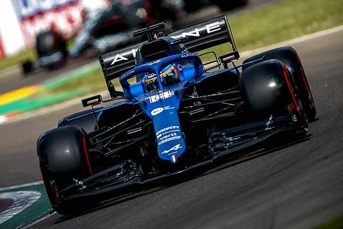 """Alonso: """"Me sentí bien pero la velocidad no estuvo ahí"""""""