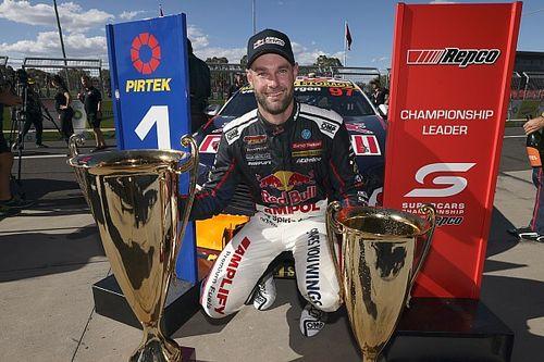 Bathurst Supercars: Van Gisbergen completes clean sweep