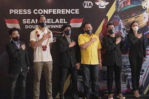 IMI Apresiasi Kesuksesan Sean Gelael di Asian Le Mans Series