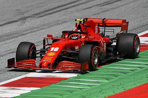 「今日は7番手がベストだった」フェラーリのルクレール、今季最初の予選で苦戦