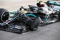 Silverstone instala un nuevo bordillo por los neumáticos