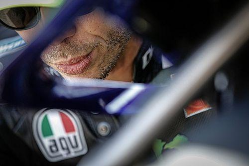 VIDEO: Rossi entrena de cara a cerrar el primer triplete de 2020