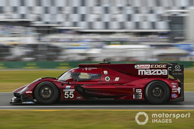 Sebring 12 Hours: Pla puts Mazda on top in FP2