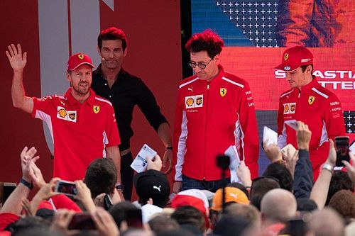 """Webber: """"Her pilot Ferrari kariyerine mutlu başlar ancak..."""""""