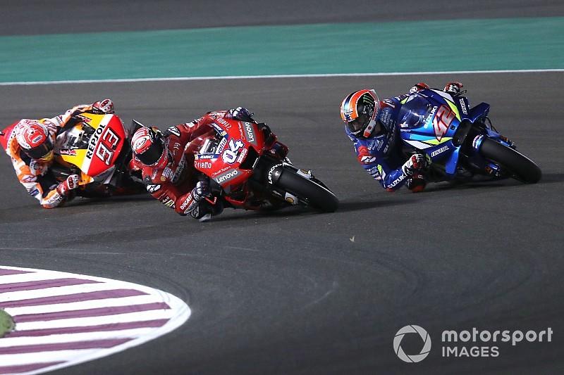 Гра суперників під час Гран Прі Катару розізлила Рінса