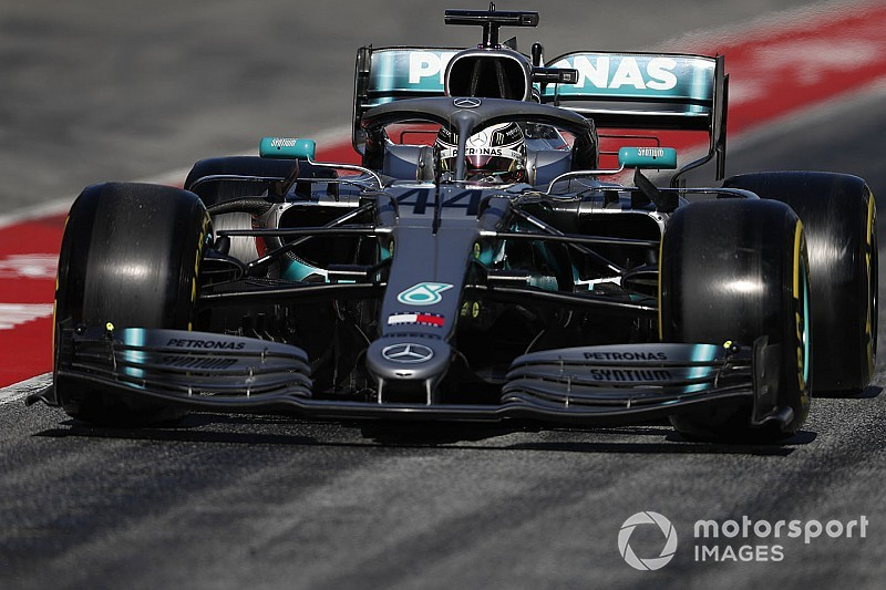 Vettel surprised by extent of Mercedes upgrades