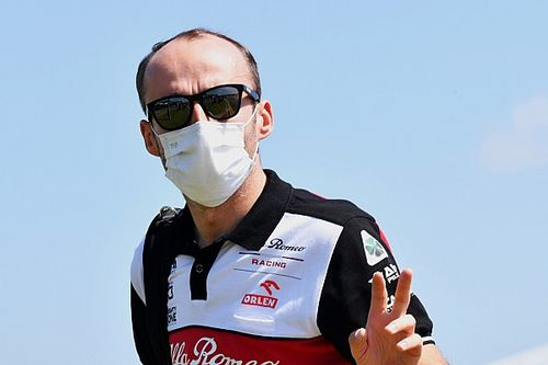 Kubica, Macaristan GP'nin ilk antrenman seansına katılacak