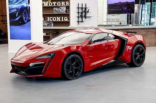 La Lykan HyperSport de Fast & Furious 7 aux enchères