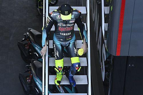 """Schwantz: """"Para Rossi, encajar que no puede pelear por podios es muy duro"""""""