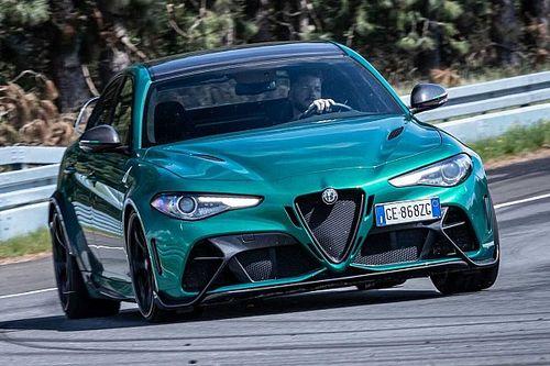 Notre essai de l'Alfa Romeo Giulia extrême