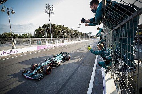 """أستون مارتن تستهدف تحقيق لقب الفورمولا واحد """"في غضون خمسة أعوام"""""""