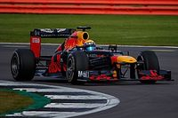 Prize-winner Hoggard completes Red Bull F1 test at Silverstone