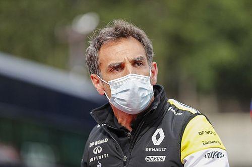 Cyril Abiteboul quitte le groupe Renault