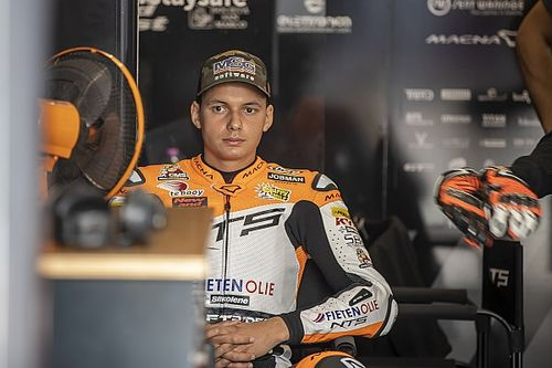 Bendsneyder toch in Moto2: Deal met Pertamina Mandalika SAG Team