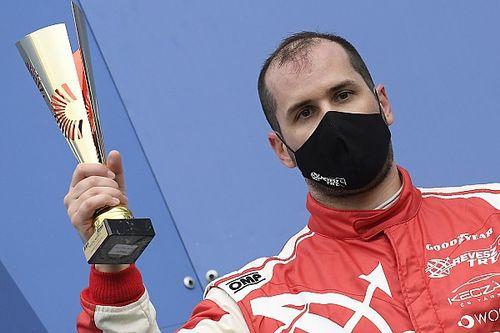 Kamion EB: Lenz nyert, Kiss Norbi a pole-ból rajtolva műszaki hiba miatt kiesett